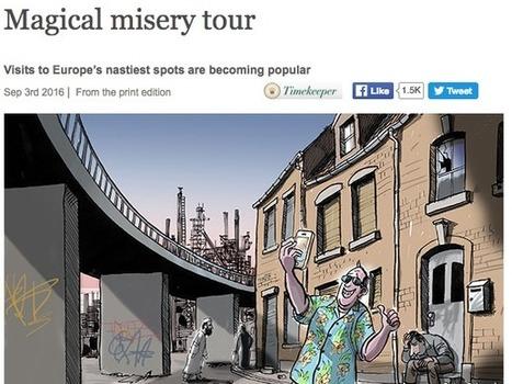 De Molenbeek à Charleroi, le tourisme des no-go-zones cartonne - Rue89 - L'Obs | Le gratin de la bêtise | Scoop.it