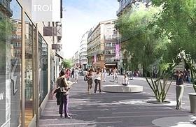 Rue Alsace Lorraine : le chantier n'empêche pas le business dans l'artère toulousaine | Ô Toulouse | Scoop.it