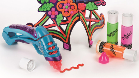 The DohVinci Is the First Handheld 3D Play-Doh Printer For Kids | EdTech Integration | Scoop.it