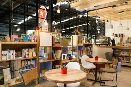 9 ¾ Café + Librería / PLASMA NODO - Plataforma Arquitectura | retail and design | Scoop.it