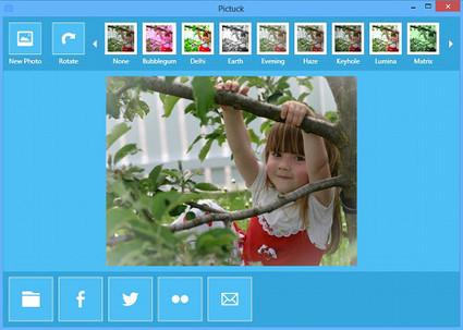 Logiciel gratuit pour améliorer la qualité des photos numériques : Pictuck TranCool | Retouches et effets photos en ligne | Scoop.it