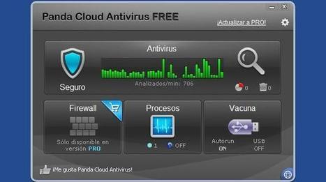 Panda Cloud 2.0, la nueva versión del antivirus en la nube más rápida y efectiva | tecnología industrial | Scoop.it