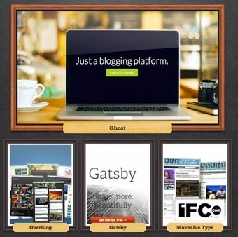 CristinaSkyBox: Blogging Platforms Around the Block | academiPad | Scoop.it