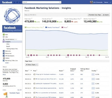 Facebook Launches Public-Facing Buzz Metric and Enhanced Ad Feature | Digital Strategies for Social Humans | Scoop.it