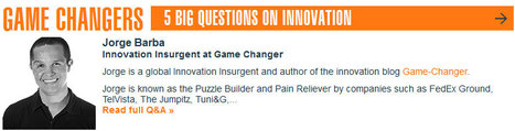 My answers to the 5 big questions on innovation | Game-Changer | Game-Changer | Scoop.it