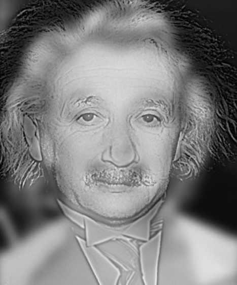 ¿Ves a Albert Einstein o a Marilyn Monroe? | Estudiando el universo | Scoop.it