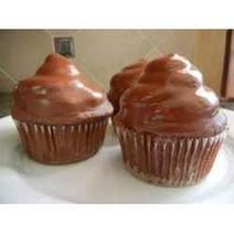 Chocolate Dipped Cupcakes | Cupcakes | Scoop.it