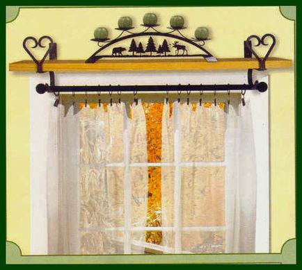 How to Create Romantic Heart Windows - Curtain-Brackets.com   Window Treatments   Scoop.it