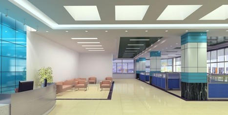 Expect Full Satisfaction From The Perfect Office Lighting | LED Lighting Fixtures | Scoop.it