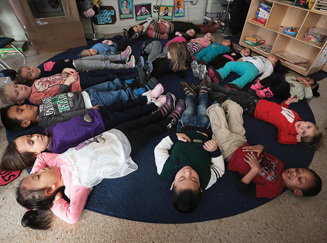 Leer kinderen vriendelijkheid en compassie: ze gaan er ook nog beter van leren   Ouders Online   Scoop.it