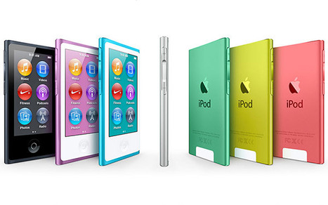iPod Nano Radically Changed -- But What's Missing? | Business Futures | Scoop.it