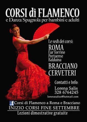 Sono aperte le iscrizioni ai corsi di... - Corsi di flamenco a Roma e Bracciano   Facebook   Motel Corsi news   Scoop.it