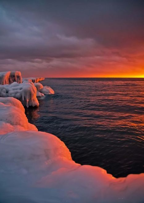 Fire & ice...... | Technology Updates | Scoop.it