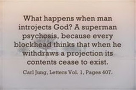 """Carl Jung on """"Introjection."""" Lexicon 