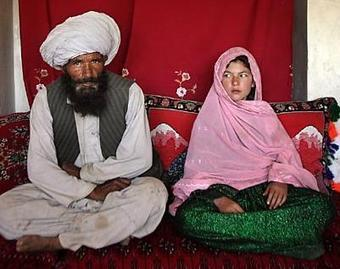 Afghan Mullah Marries, Kills 8-Year-Old Girl on Wedding Night | The Pulp Ark Gazette | Scoop.it