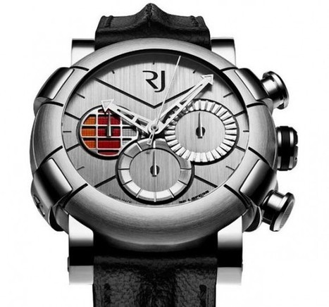 La montre à remonter le temps | And Geek for All | Scoop.it