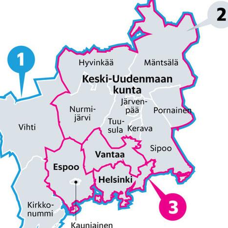 Helsingin seudulle esillä yksi suuri terveysalue - Helsingin Sanomat | sosiaali- ja terveydenhuollon palvelut | Scoop.it