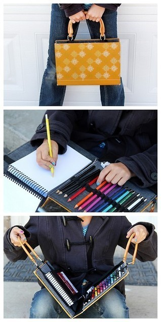 "A Bag of Creativity | Awesome ""DIY"" that you could try! 