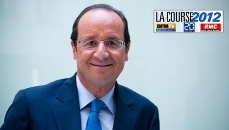 Hollande prend un peu plus de poids dans les primaires | Hollande 2012 | Scoop.it