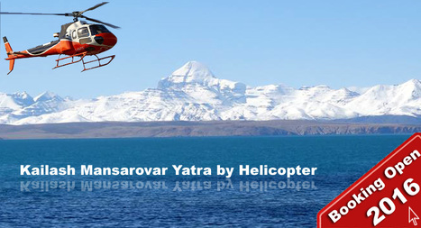 Kailash Mansarovar Yatra 2016 by Helicopter with Samrat Nepal | Nepal China Tour Packages. | Scoop.it