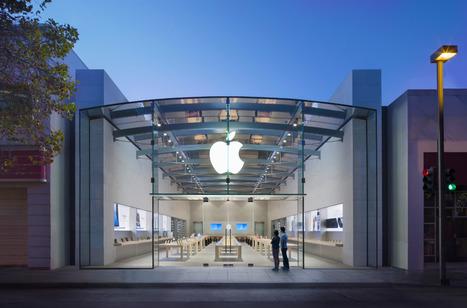 Géo-fencing, expérience in-store: ce qu'annonce l'arrivée de iBeacon dans les Apple stores | Mercadoc | Scoop.it