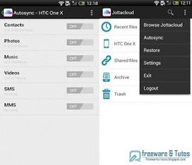 Jottacloud : sauvegardez et synchronisez vos données dans le cloud (Android, iOS, Windows, Mac) | Geeks | Scoop.it