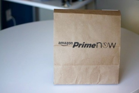 Amazon secretly testing new restaurant delivery service in Seattle with Prime Now rollout - GeekWire | Food News | Scoop.it