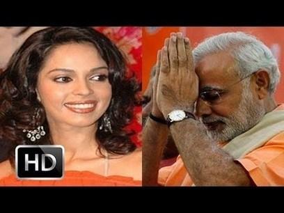 Narendra Modi is most eligible bachelor: Mallika Sherawat   Bollywood Latest News   Scoop.it