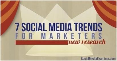 I 7 trend del Social Media Marketing per il 2014 | Social Media Marketing nel B2B | Scoop.it