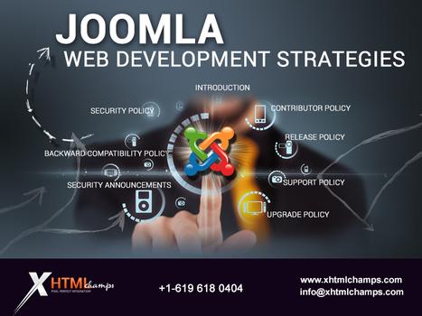 Know more about Joomla CMS Development Strategies | mydesk | Scoop.it