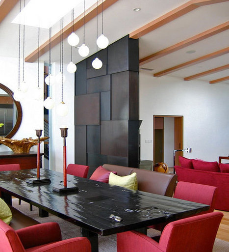 How to Define Your Home With Scraps of Metal | Designing Interiors | Scoop.it