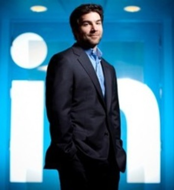 """The CEO of LinkedIn """"Jeff Weiner"""" Shares The 3 Pieces Of Career Advice That Changed His Life   Coaching Leaders   Scoop.it"""