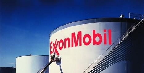 Coup de frein sur les énergies fossiles : Exxon écarte le risque carbone | great buzzness | Scoop.it
