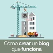 Cómo crear un blog que funciona - Guía gratuita para el 2016 | Ergonomía | Scoop.it
