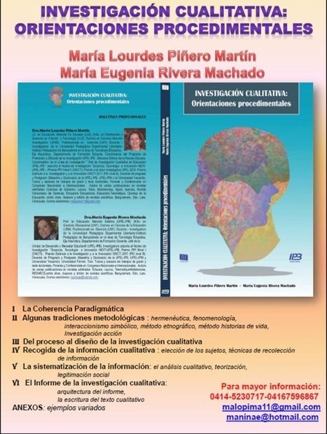 Libro: Investigación cualitativa - Orientaciones procedimentales - RedDOLAC - Red de Docentes de América Latina y del Caribe - | Académicos | Scoop.it