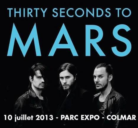 THIRTHY SECOND TO MARS | Autour de l'ED&N | Scoop.it