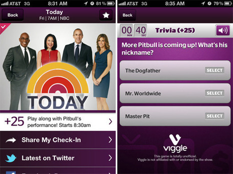 »'Today' launches Viggle integration with Toyota for summer concert series [interview] | Marketing in the physical world | Scoop.it