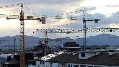 La construcción acoge una de cada 4 empresas creadas | Ordenación del Territorio | Scoop.it