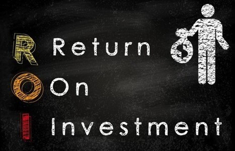 What is ROI, or Return on Investment? - Small Business Trends | Measuring Online Display Advertising | Scoop.it