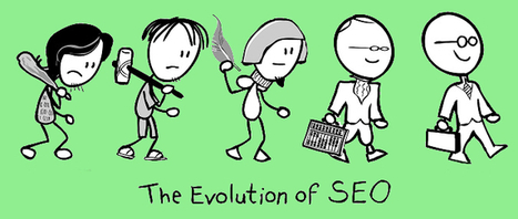 SEO and Charles Darwin's Theory of Evolution | Internet Marketing | Scoop.it