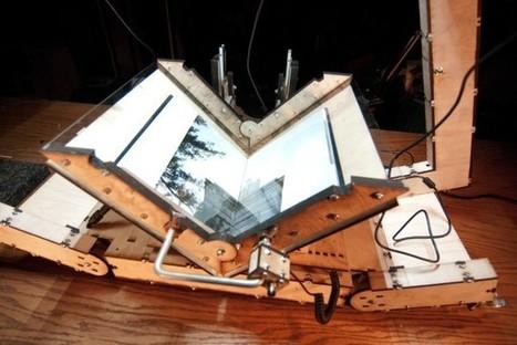 Máquina de Libertar Livros Livres #DomínioPúblico #Bookscanner | Heron | Scoop.it
