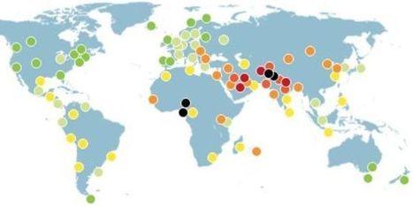 Quelles sont les villes les plus polluées du monde ? | Les coups de coeur de D'Dline 2020 | Scoop.it