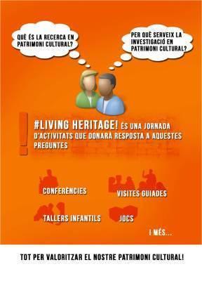#LIVING HERITAGE! VIU LA RECERCA EN PATRIMONICULTURAL | Heritage and Museology  -  Patrimoni i Museologia | Scoop.it