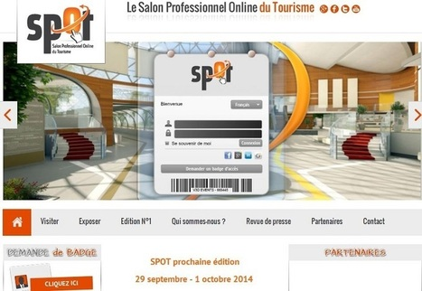 Salon virtuel : la complémentarité est un gage de réussite - TourMaG.com | Tourisme | Scoop.it