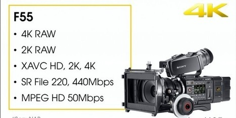 Sony 4K Cameras: Tools that are Beyond Definition | Broadcast Engineering | Scoop.it