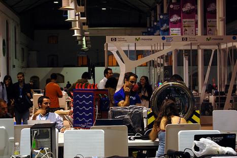 Hello world, el tour! Primera etapa: Granada   Open Source Hardware, Fabricación digital, DIY y DIWO   Scoop.it