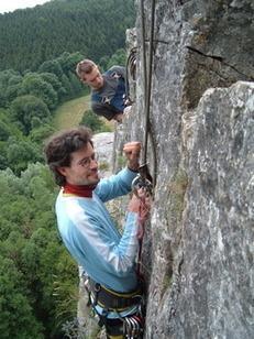 EUREKA .... L'escalade libre a trouvé un nouveau développement !   ski de randonnée-alpinisme-escalade   Scoop.it
