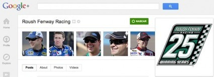 How Roush Fenway Scores Big with Fans on Google+ - Degree31.com   Daily NASCAR News   Scoop.it