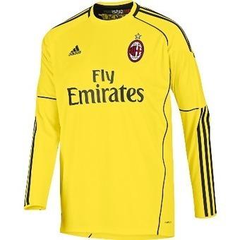 AC Milan Goalkeeper Soccer Jersey | AC MILAN TEAM JERSEY | Scoop.it