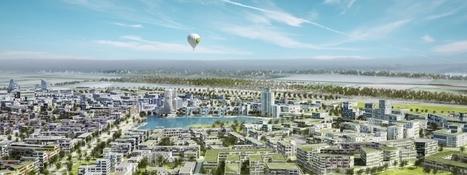 Aspern - The Efficient City Next Door: a test-bed city for smart technologies | nature tech | Scoop.it